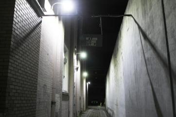 New Orleans Alleyway