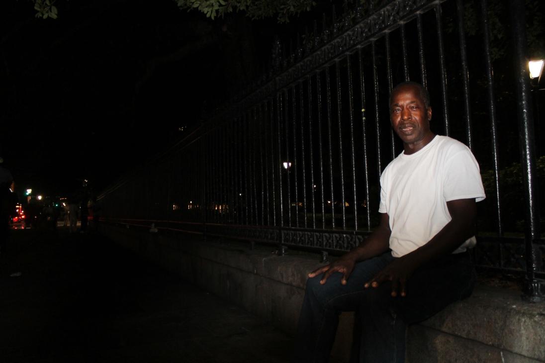 singer in new orleans